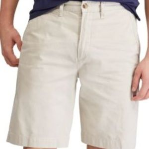 PRL Prospect Short Solid Tan Chino